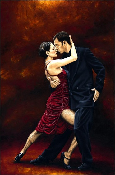 That Tango Moment - Richard Young