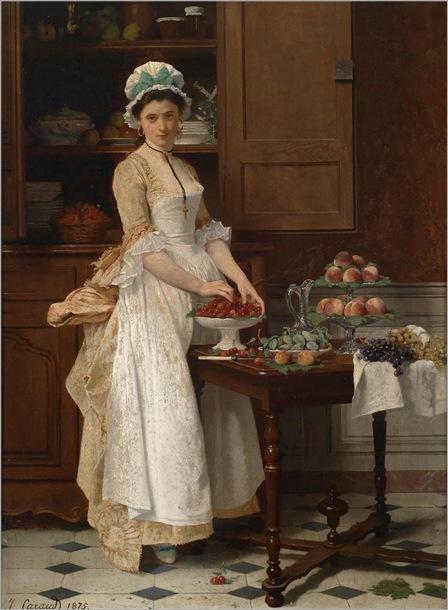 3.joseph-caraud-the cherry girl, 1875