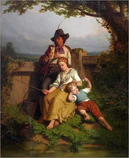 6.Theodore Gerard (Belgian ,1829-1895)