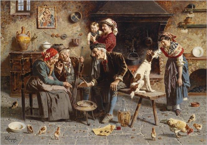 amusing stories - Eugenio Zampighi