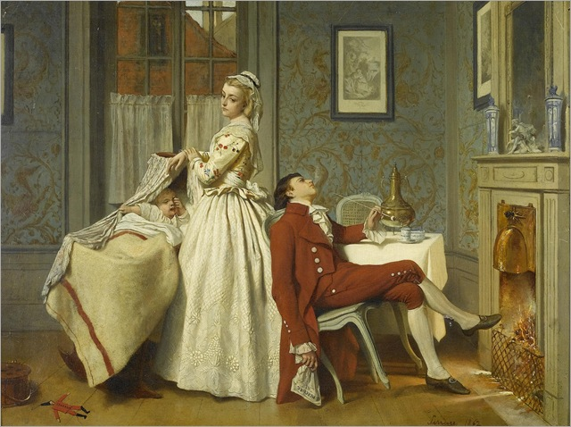 Après la lune de miel -by-Auguste-Serrure