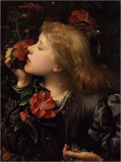 Choosing - George Frederick Watts (english painter)
