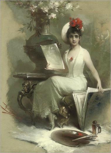 Heinrich Hans Schilimarski (austrian, 1859-1913)-2