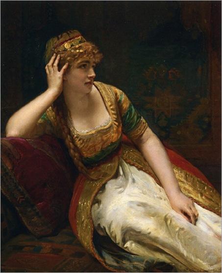 henri-guillaume-schlesinger-french-1814-1893-a-harem-beauty