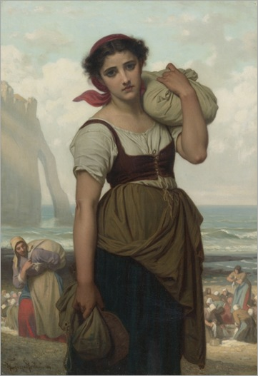 HUGUES_MERLE_(french-1823-1881)-laveuse-d´etretat_699x1024