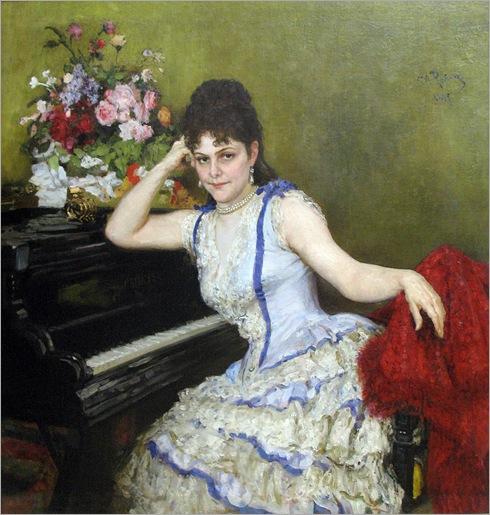 Ilya Repin_Portrait_S.I._Menter