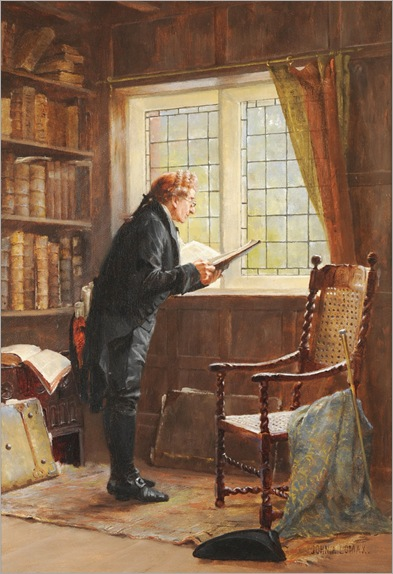 John Arthur Lomax (1857-1923)- A Favourite Author