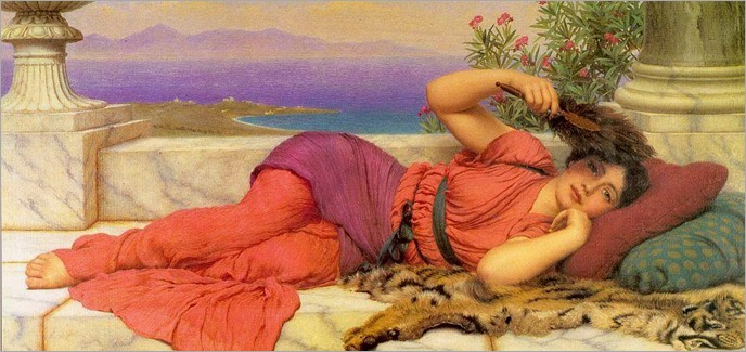 John-William-Godward-Noonday-Rest