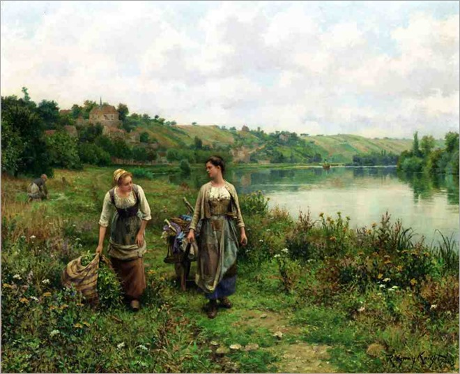 Knight_Daniel_Ridgway_The_Seine_at_Vernon