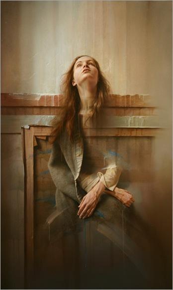 madeleine - by Istvan Sandorfi
