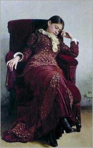 Rest - Ilya Repin