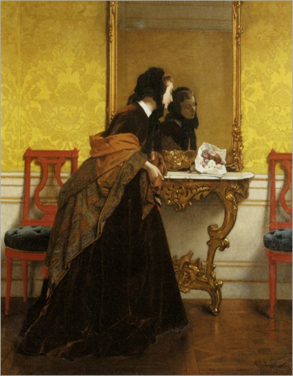 Stevens_Alfred_Le_Bouquet_1857