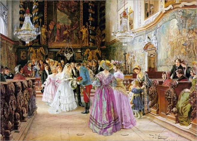 The Wedding - Johann Hamza