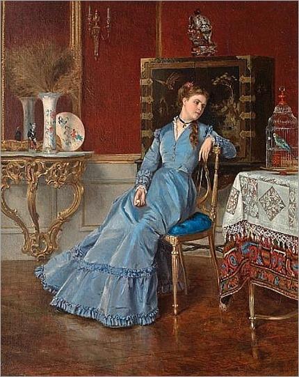 Contemplation-Albert Roosenboom