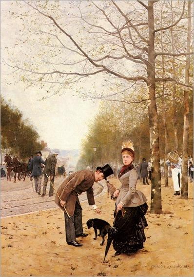 FrançoisGaillard_sunday_in_the_park