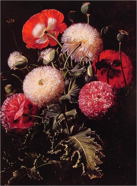 johanLaurentzJensen-still_life_with_pink,_red_and_white_poppies