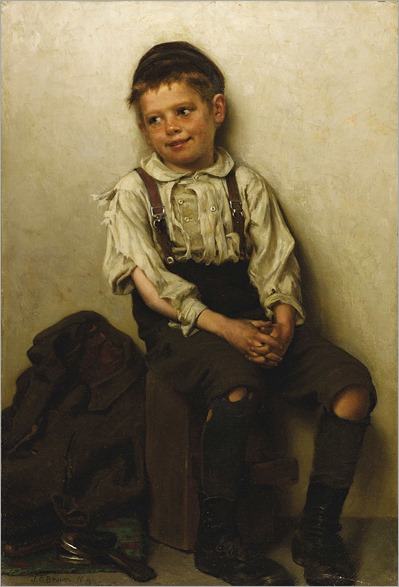 John_George_Brown_-_Daydreaming_(The_Shoe_Shine_Boy)