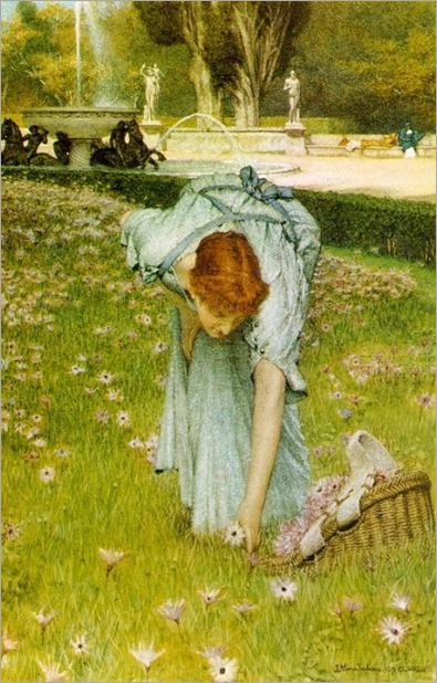 Lawrence_Alma-Tadema_Flora_-_Spring_in_the_Gardens_of_the_Villa_Borghese