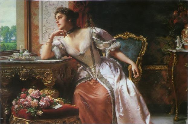 the letter - Ladislas W. von Czachórski