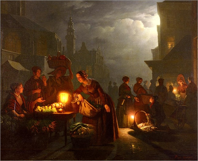 the_candlelit_market-Petrus-Van-Schendel