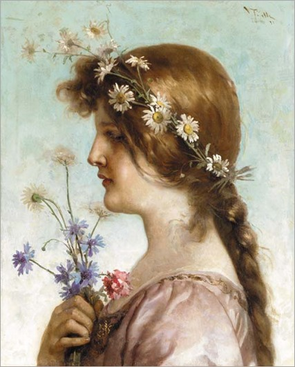 Virgilio_Tojetti_A_Spring_Maiden