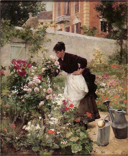2-victor-gabriel-gilbert-gardening