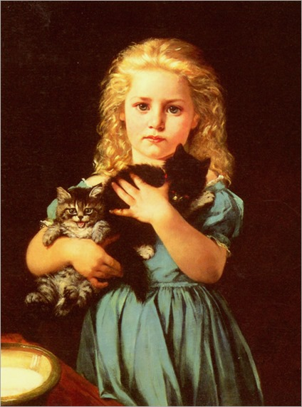 An armful of mischief - Catherine Engelhart Amyont - Date unknown