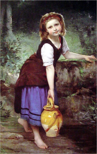Charles-Victor-Thirion(1833-1878)-at_the_spring