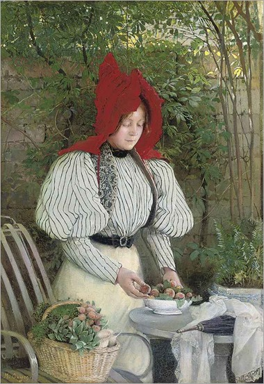 hors-concours- by Maximilienne Goepp Guyon (french-1868-1903)