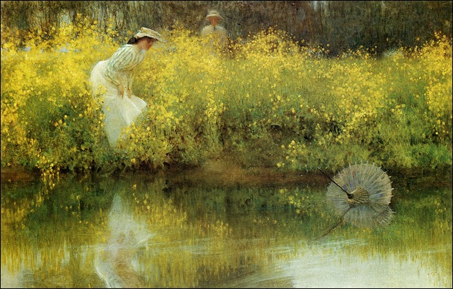 In jeopardy, 1902-Arthur-Hacker