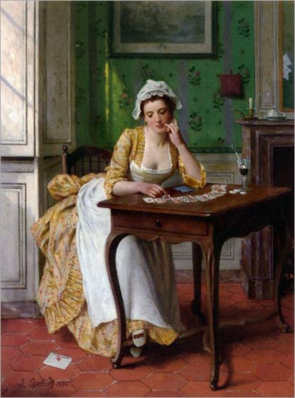joseph-caraud-french-1821-1905_la reussite