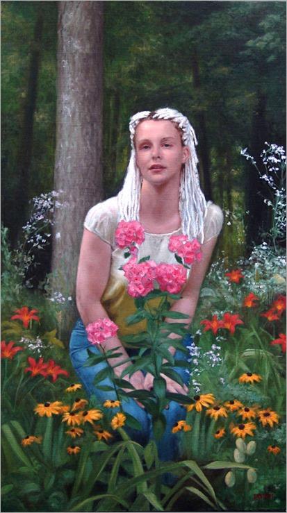 ShaunDowney_kelly_in_the_garden