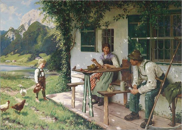 Summer Day - Emil Rau