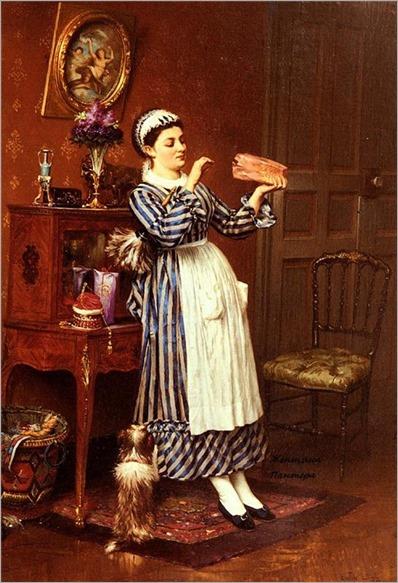 The Bonbons of Madame - Pierre Outin
