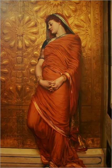 Val Prinsep-At the Golden Gate 1882