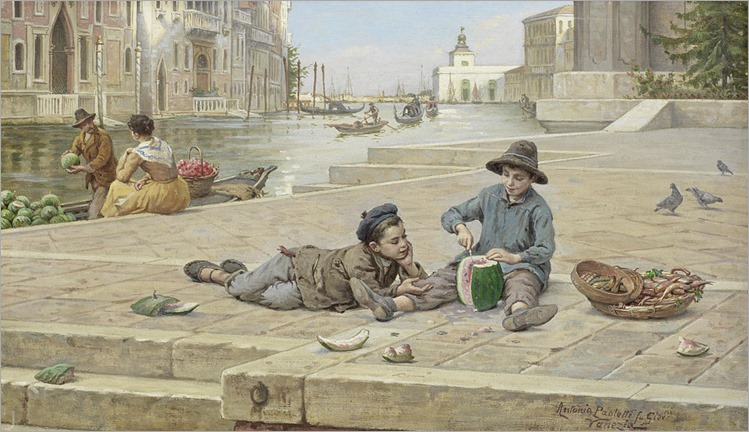 1024px-Antonio_Ermolao_Paoletti_The_melon_sellers