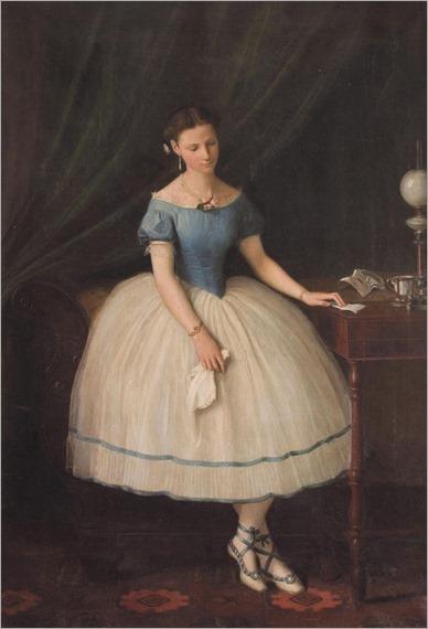 Giorgio Scherer (1831-1896) - Dopo il ballo