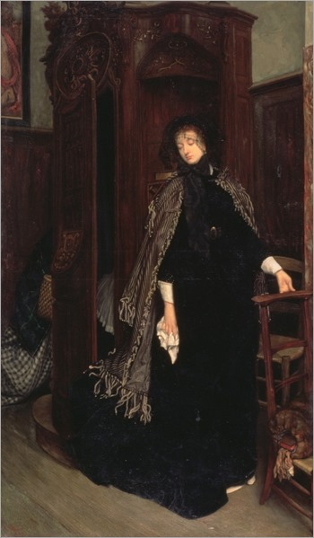 in-church-james-tissot