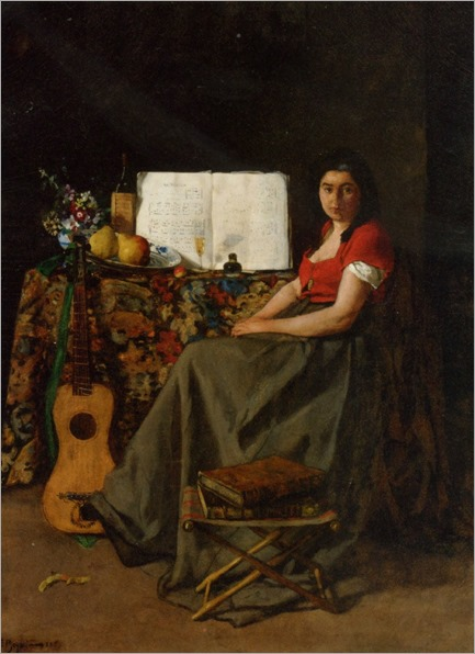 Roybet_Ferdinand_Victor_Leon_The_Guitar_Player_1865