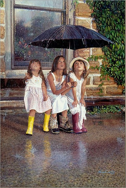 Steve Hanks_Summer_Rain