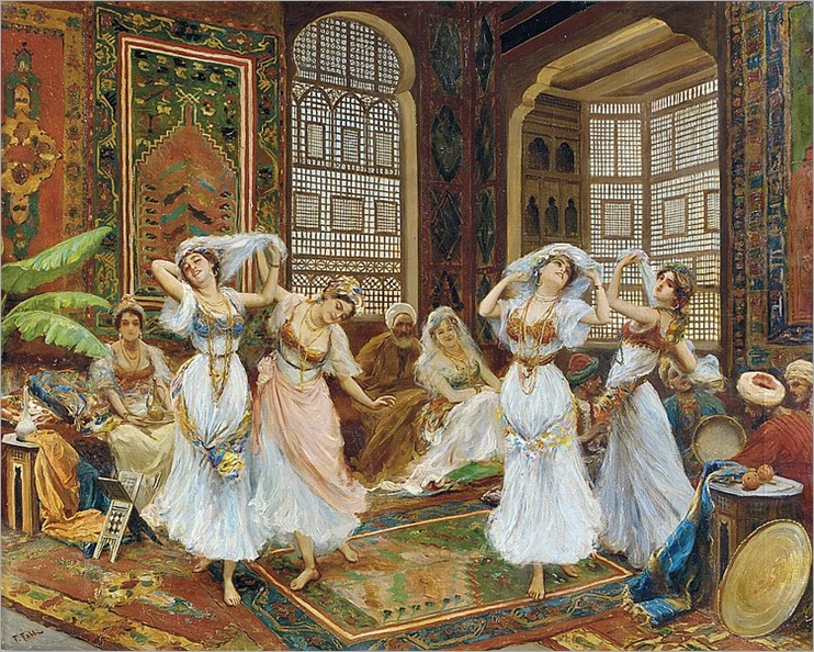 the harem dance-Fabio Fabbi