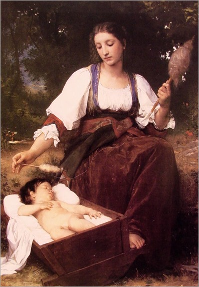 William-Adolphe_Bouguereau_(1825-1905)_-_Lullaby_(1875)