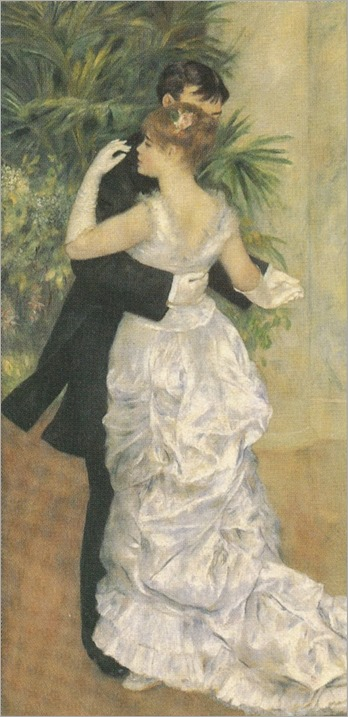 1882 auguste renoir danse à la ville