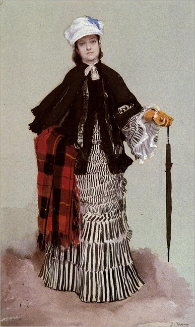 a-lady-in-a-black-and-white-dress-by-james-tissot