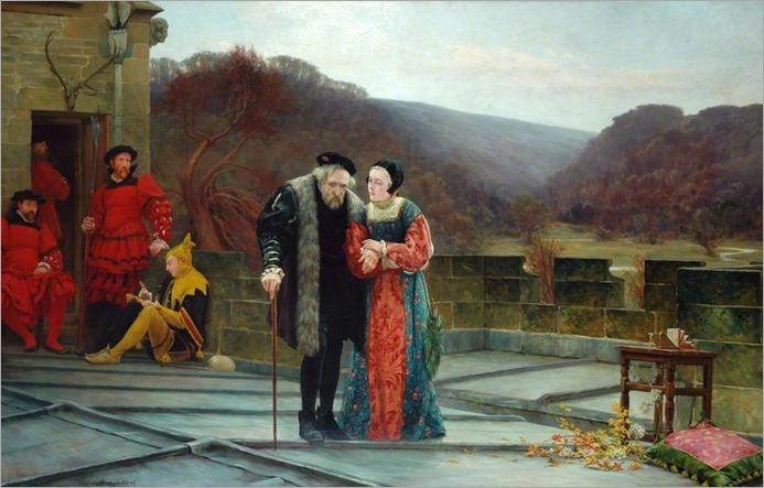 A Prisoner of State - Walter Dendy Sandler-1885