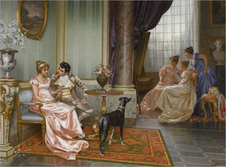 admiration-Vittorio Reggianini