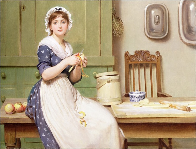 Apple_Dumplings_George_Dunlop_Leslie