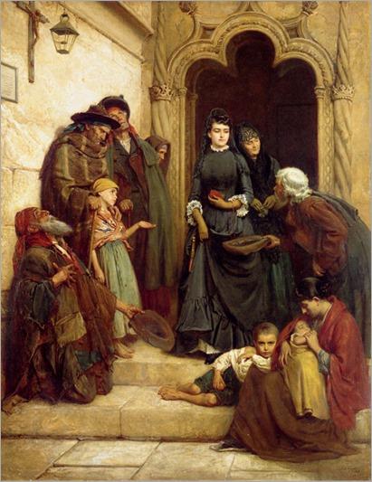 Burgess_John_Bagnold_The_Church_Door