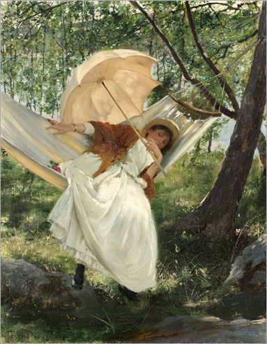 Laziness - Robert Thegerstrom-1887