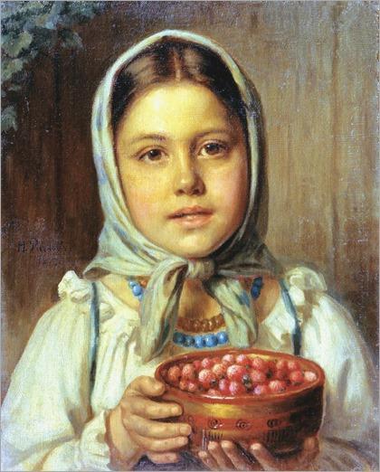 nikolai-rachkov-girl-with-berries-1879